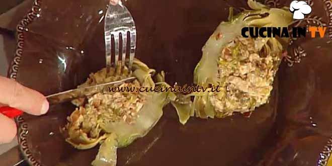 La Prova del Cuoco - Girelli di carciofi alla Dumas ricetta Messeri