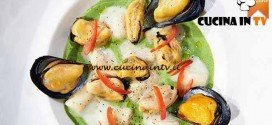 Masterchef 4 - ricetta Gnocchi e cozze alla vesuviana al profumo di mandarino di Ilaria