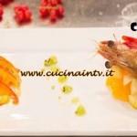 Masterchef 4 - ricetta Il villaggio dei pescatori di Chiara