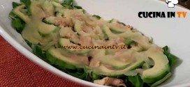Cotto e Mangiato - Insalata di valeriana ricetta Tessa Gelisio