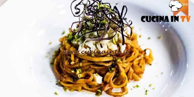 Masterchef 4 - ricetta Mozzarella a modo mio di Nicolò