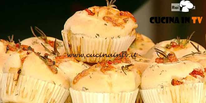 La Prova del Cuoco - Muffin di focaccia ricetta Moroni
