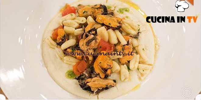 Masterchef 4 - ricetta Nonna Maria di Silvana