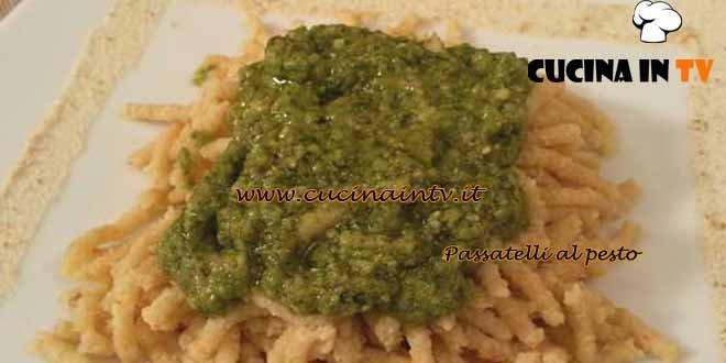 Cotto e mangiato - ricetta Passatelli al pesto di Tessa Gelisio