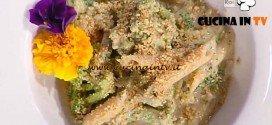 La Prova del Cuoco - Penne broccoli mascarpone e gorgonzola dolce ricetta Agnelli