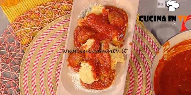 La Prova del Cuoco - Polenta con le spuntature ricetta Moroni