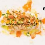Masterchef 4 - ricetta Scorfano tra il dolce e l'aspro di Giuseppe