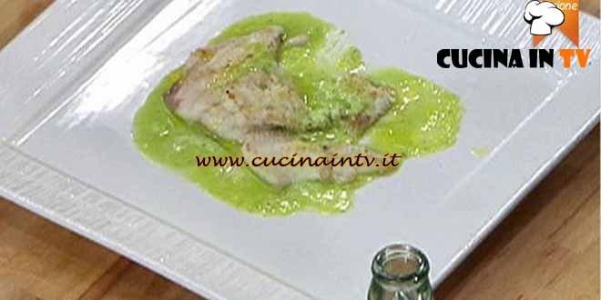 Masterchef 4 - ricetta Sogliola al pecorino di Giuseppe