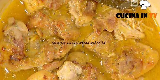 La Prova del Cuoco - Sovraccosce di pollo al mandarino con patate ricetta Barzetti