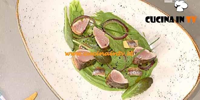 La Prova del Cuoco - Tataki di palamita ricetta Pascucci