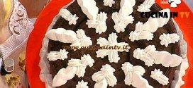 Dolci dopo il Tiggì - ricetta Torta cioccolatosa
