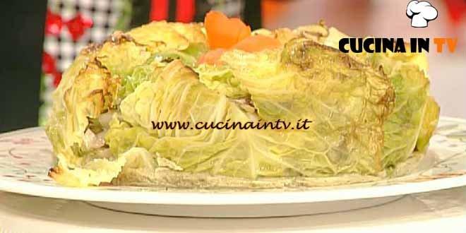 La Prova del Cuoco - Torta di carciofi e topinambur ricetta Messeri