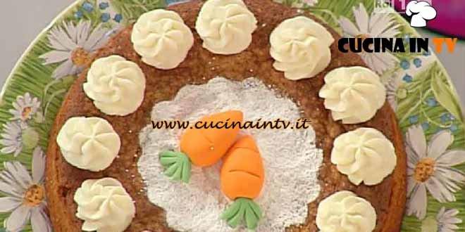 Dolci dopo il tiggì - ricetta Torta di carote