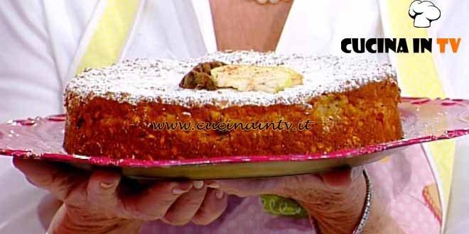 Dolci dopo il Tiggì - ricetta Torta di mele