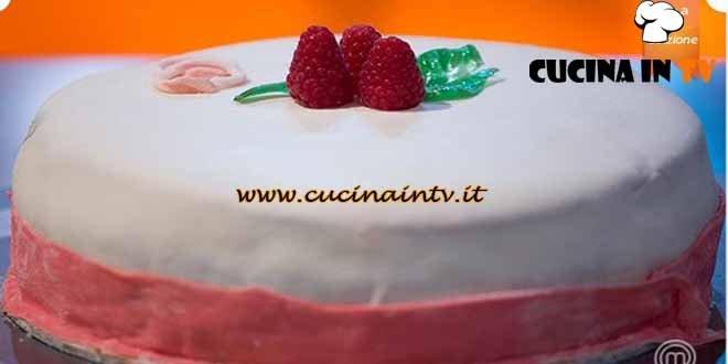 Masterchef 4 - ricetta Torta nuziale di Arianna