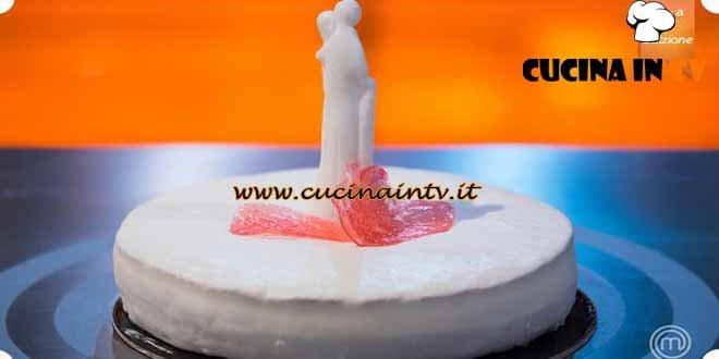Masterchef 4 - ricetta Torta nuziale di Maria