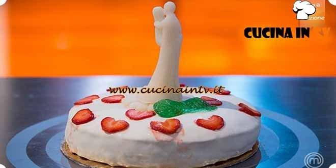 Masterchef 4 - ricetta Torta nuziale di Silvana