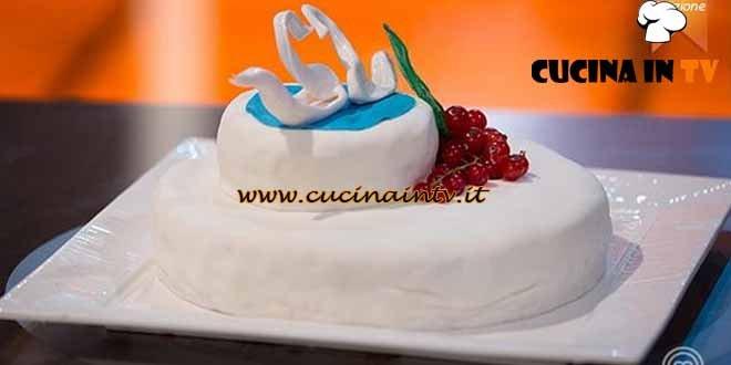 Masterchef 4 - ricetta Torta nuziale di Simone