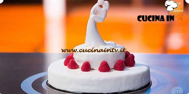 Masterchef 4 - ricetta Torta nuziale di Stefano