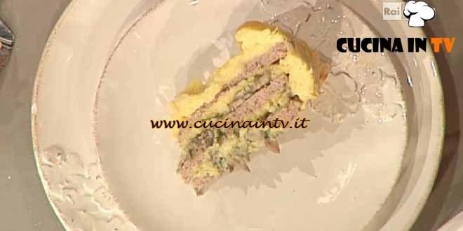 La Prova del Cuoco - Torta ricca di carne e patate ricetta Cattelani