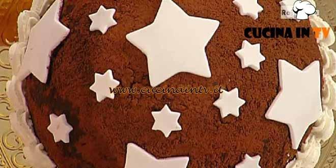 Dolci dopo il tiggì - ricetta Torta stellata