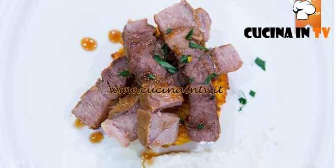 Masterchef 4 - ricetta Tortino di riso al salto di Paolo