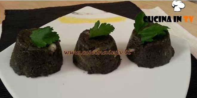 Cotto e mangiato - ricetta Tortino di seppie di Tessa Gelisio