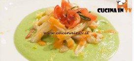 Masterchef 4 - ricetta Trippa di baccalà al pomodoro di Paolo