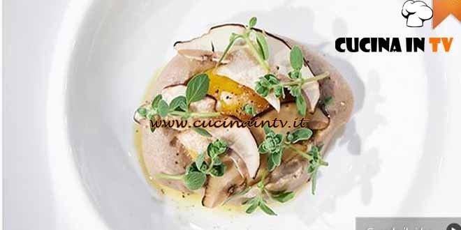 Masterchef 4 - ricetta Uovo alla contadina di Lorenzo Cogo