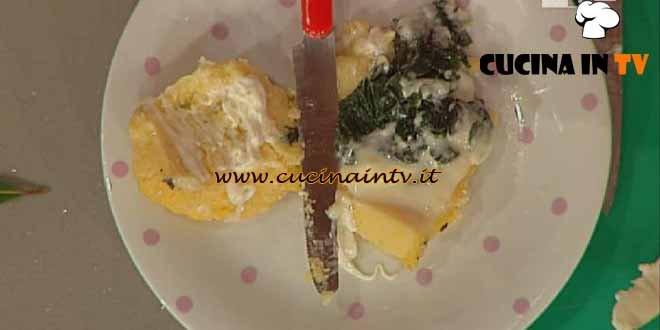 La Prova del Cuoco - Bicchierino di polenta con cavolo nero e formaggi ricetta Barzetti
