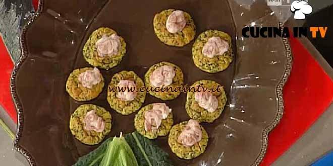 La Prova del Cuoco - Bocconcini toscani ricetta Messeri
