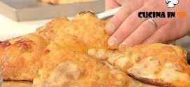 La Prova del Cuoco - Calzoni ricetta Bonci