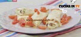 Molto Bene - ricetta Cannelloni di pane carasau di Benedetta Parodi