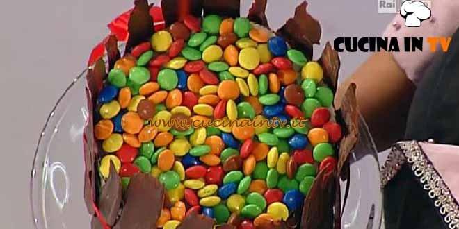 Dolci dopo il tiggì - ricetta Carnival cake