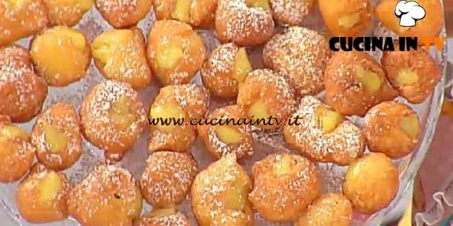 Dolci dopo il Tiggì - ricetta Castagnole