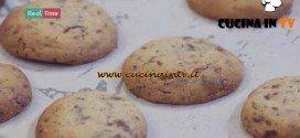 Molto Bene - ricetta Chocolate chip cookies