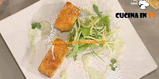 La Prova del Cuoco - Cordon bleu ricetta Ribaldone
