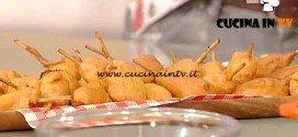 La Prova del Cuoco - Corn dog e crocchette di prosciutto ricetta Cattelani