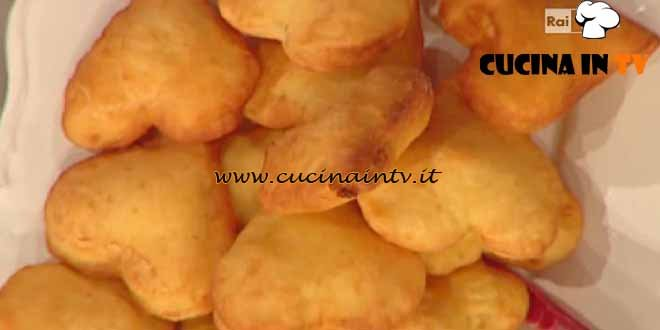 La Prova del Cuoco - Cuori ripieni ricetta Cattelani