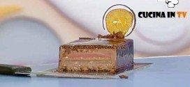 Dolci dopo il Tiggì - ricetta Desiderio al caffè cioccolato e arancia