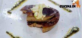 Masterchef 4 - ricetta Foie gras di Nicolò