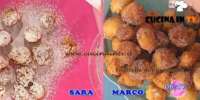 Ricette dolci carnevale benedetta parodi