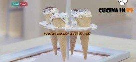 Molto Bene - ricetta Gelato a muffin di Benedetta Parodi