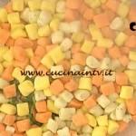 La Prova del Cuoco - Gnocchi colorati cicorietta e pancetta ricetta Spisni