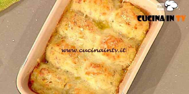 La Prova del Cuoco - Gnocchi di semolino golosi ai cardi ricetta Barzetti