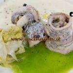 Masterchef 4 - ricetta Involtino di pesce spatola in salsa al pomodoro di Amelia