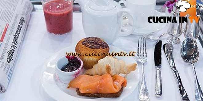 Masterchef 4 - ricetta Colazione internazionale di Arianna