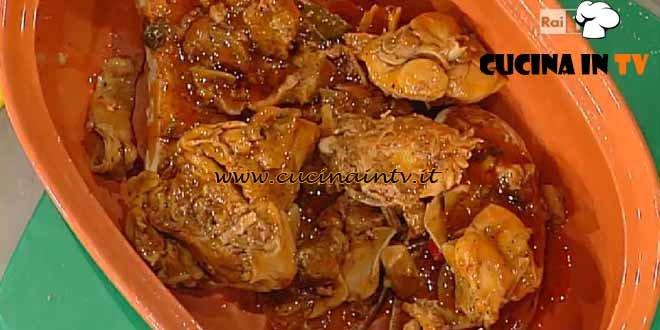 La Prova del Cuoco - La scottiglia ricetta Messeri