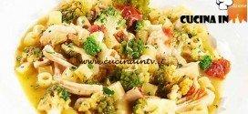 Masterchef 4 - ricetta Minestra con broccoli romani e arzilla di Arianna
