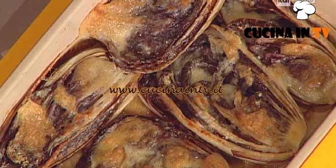 La Prova del Cuoco - Parmigiana di radicchio ricetta Clerici